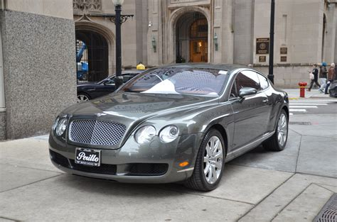 2005 Bentley Continental Gt Stock # Gc1501ac For Sale Near