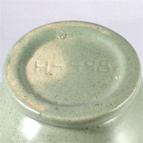 haeger pottery ls vintage haeger pottery green speckled vase vintage pottery