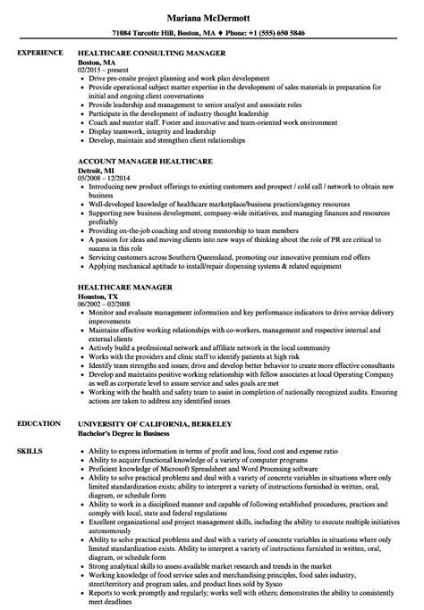 resume for health care sanitizeuv sle resume