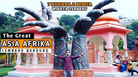 great asia afrika lembang bandung indonesian