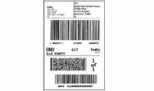 fedex return system online tutorial detailed instructions With kinkos return address labels