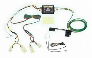 Custom Fit Vehicle Wiring By Curt For 2006 Santa Fe