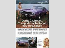 ModelYear Madness! 10 Classic Ads From 1970 The Daily