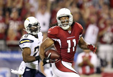 Larry Fitzgerald Photos Photos