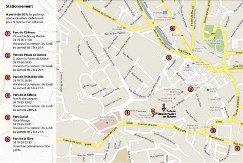 Mairie Ville De Plan De Plan De Chambéry