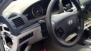 2005 Hyundai Sonata Fuse Box Location