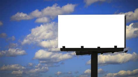 billboard  background cloud timelapse  alpha mask