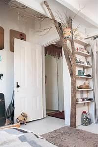Baumstamm An Decke Befestigen : baumstamm wohnzimmer pinterest baumst mme ~ Lizthompson.info Haus und Dekorationen