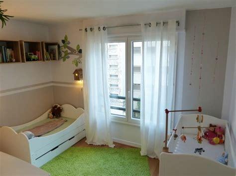 aménager chambre bébé amenager chambre bebe 2 ans visuel 1