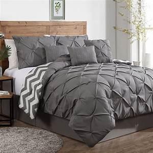 grey, king, size, bedding, ideas, , u2013, homesfeed