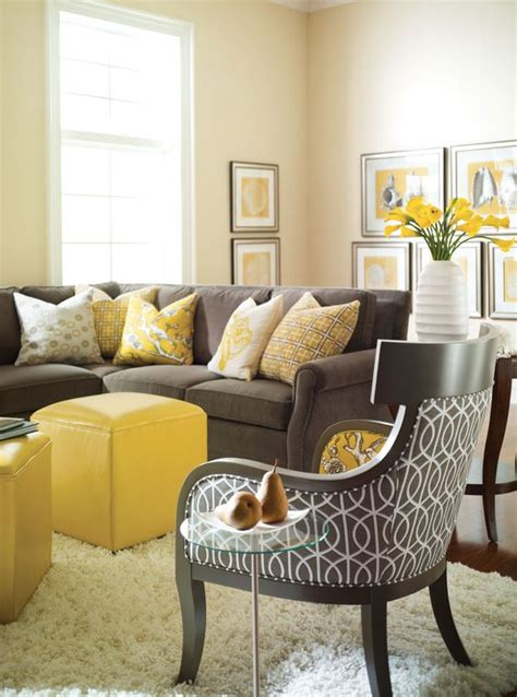charcoal grey living room ideas 29 stylish grey and yellow living room d 233 cor ideas digsdigs