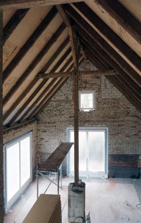 Stall Umbauen Wohnhaus by Vom Stall Zum Wohnhaus Bauhandwerk