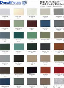 Berridge Color Chart Quality Metal Roofing 303 420 8538