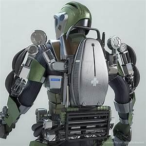 Exoskeleton - kollected | eglencelik | Pinterest | Sci fi ...