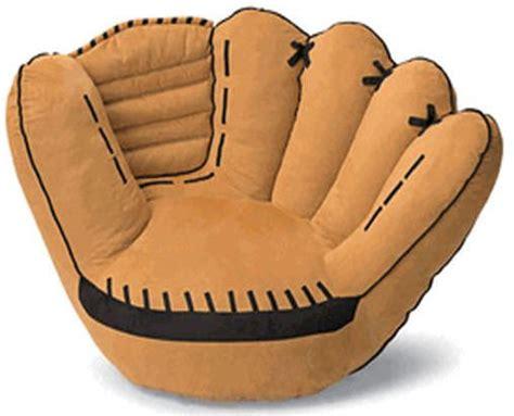 baseball glove chair for adults baseball gloves gloves and baseball on