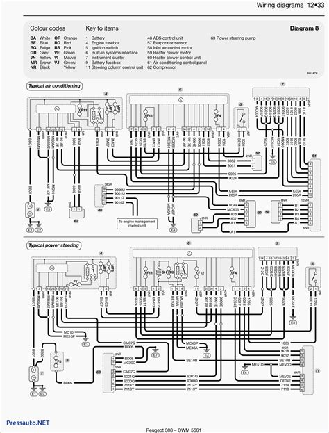 wiring diagram peugeot 406 hdi peugeot 406 hdi wiring diagram somurich