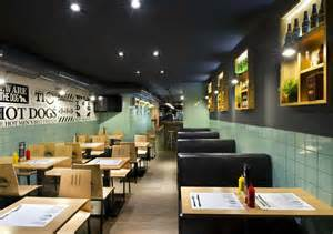 frankfurt design frankfurt station fast food restaurant by egue y seta barcelona retail design