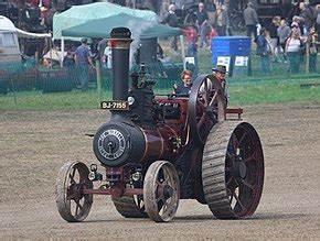 Traction Engine Wikipedia