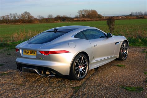 Jaguar F-type R Coupe Review (2014