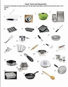 Chapter 9 Kitchen Utensils Worksheet Kitchen Utensils