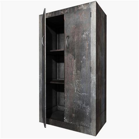 Metal Cupboard by 3d Metal Cupboard Model