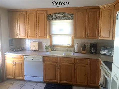 A Kitchen Cabinet Makeover