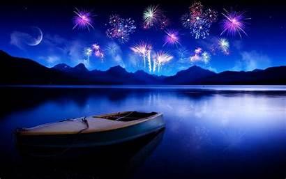 Wallpapers Desktop Backgrounds Night Fireworks Firework Sky
