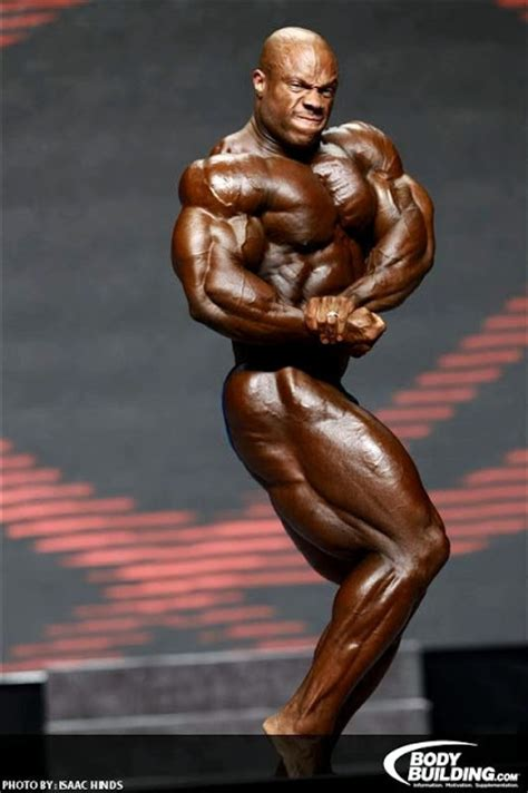 olympia contest  phil heath wins   olympia
