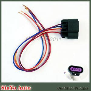 Ls7 Sensor Wiring by For Gm Mass Air Flow Maf Sensor Wiring Connector Pigtail