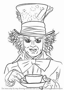 Learn How to Draw Mad Hatter (DC Comics) Step by Step ...