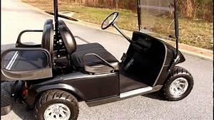 2002 Ezgo Gas Golf Car