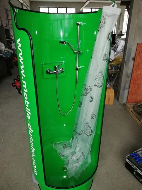 mobile dusche mieten mobile dusche mit einem el boiler 230 volt