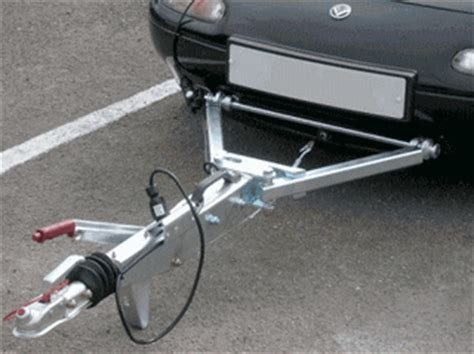 cadre a tracter towtal dispositif d attelage de voiture towbar avec a frame par jean pour cingcar bricoloisirs