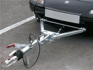 Triangle De Remorquage : dispositif d 39 attelage de voiture towbar avec a frame par ~ Melissatoandfro.com Idées de Décoration