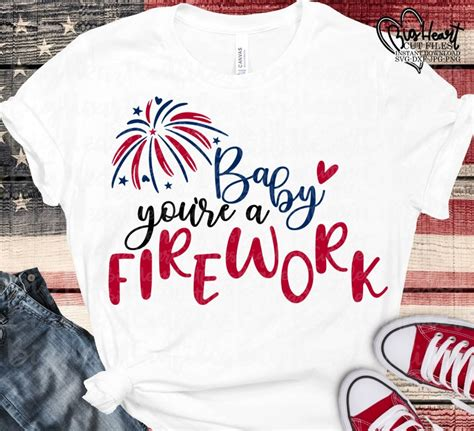 53 best firecracker free brush downloads from the brusheezy community. Baby You're a Firework Svg Png Jpg Dxf 4th Of July Svg ...
