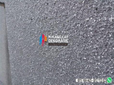 tekstur batu granit tukang cat dekoratif