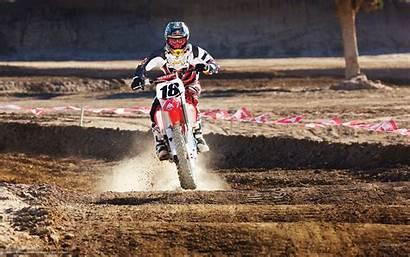 Motocross Honda Racing Wallpapers Redbull Bull Ecran