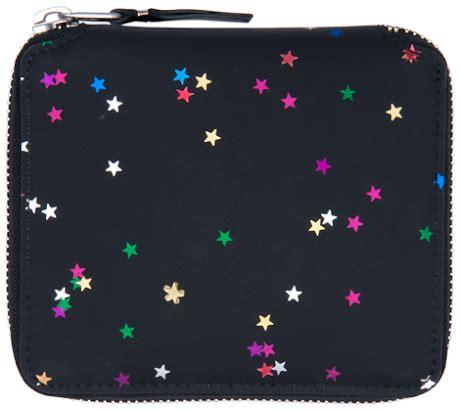 財布:holiday 2012 Bright Star Wallet Collection|コムデギャルソン店舗マップ