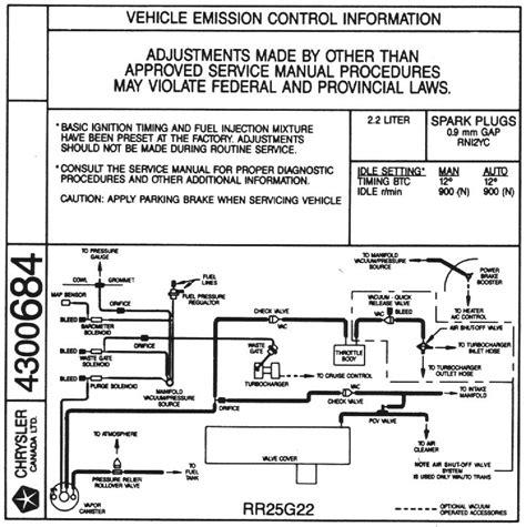 1994 Plymouth Sundance Wiring Diagram by Proper Vacuum Diagram Turbo Dodge Forums Turbo Dodge