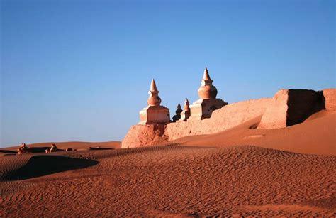 Cina Deserti - I Viaggi di Maurizio Levi