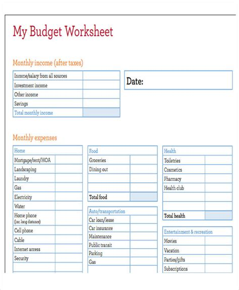 expense summary 22 expense report format templates free premium templates Monthly