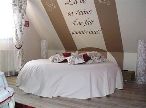 Deco Chambre Adulte  Idée Déco Chambre Romantique Par