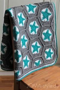 Decke Mit Sternen : die besten 25 decke h keln ideen nur auf pinterest quiltmuster h keln afghanische ~ Eleganceandgraceweddings.com Haus und Dekorationen