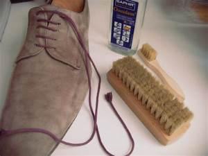 Comment Nettoyer Des Chaussures En Nubuck : nettoyer ses chaussures en daim nubuck et veau velours ~ Melissatoandfro.com Idées de Décoration