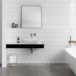Tile Inspiration - How To Give Your Bathroom A Touch Of