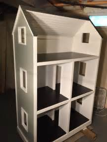 american girl dollhouse    home projects