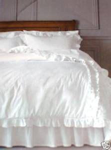 simply shabby chic heirloom comforter set white snow white 3 pc comforter set twin