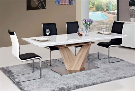 table 224 manger extensible pour votre salle manger moderne