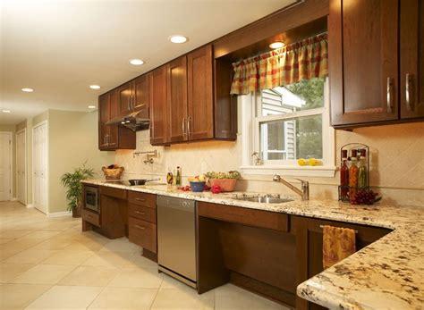 universal design kitchen home modifications