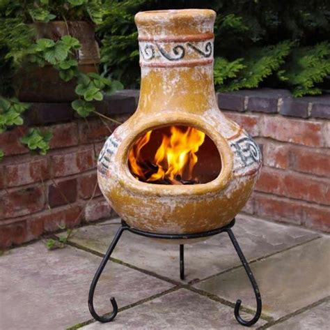 Best Chiminea Pit by Outdoor Clay Pit Clay Pits Clay Chiminea